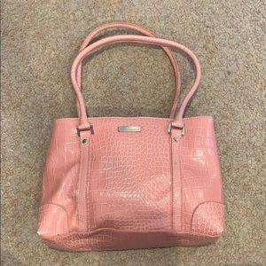 Pink Liz Claiborne Shoulder Bag